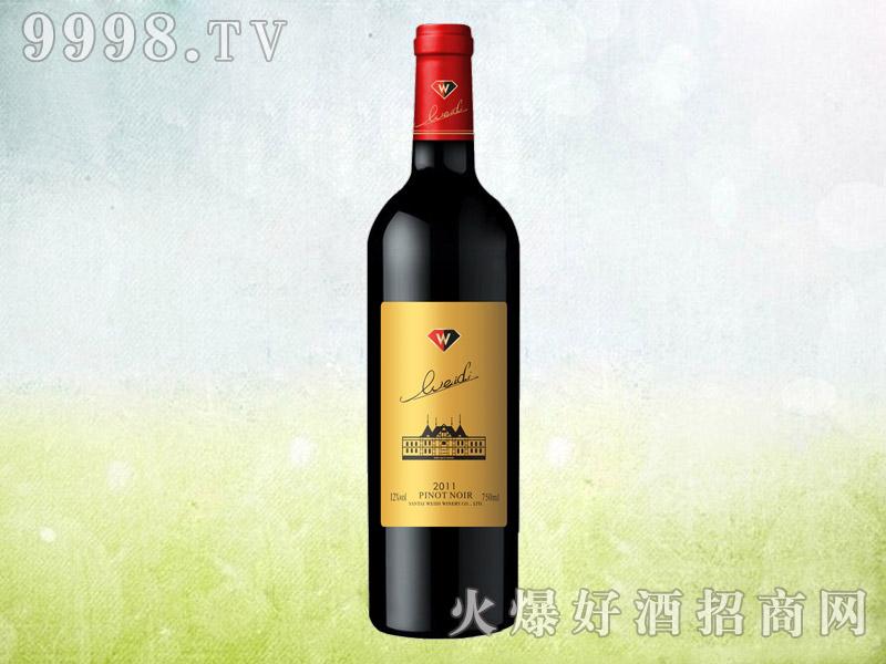 城堡黑比诺干红葡萄酒