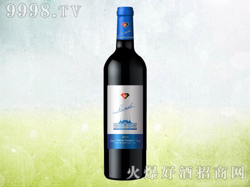 城堡赤霞珠干红葡萄酒