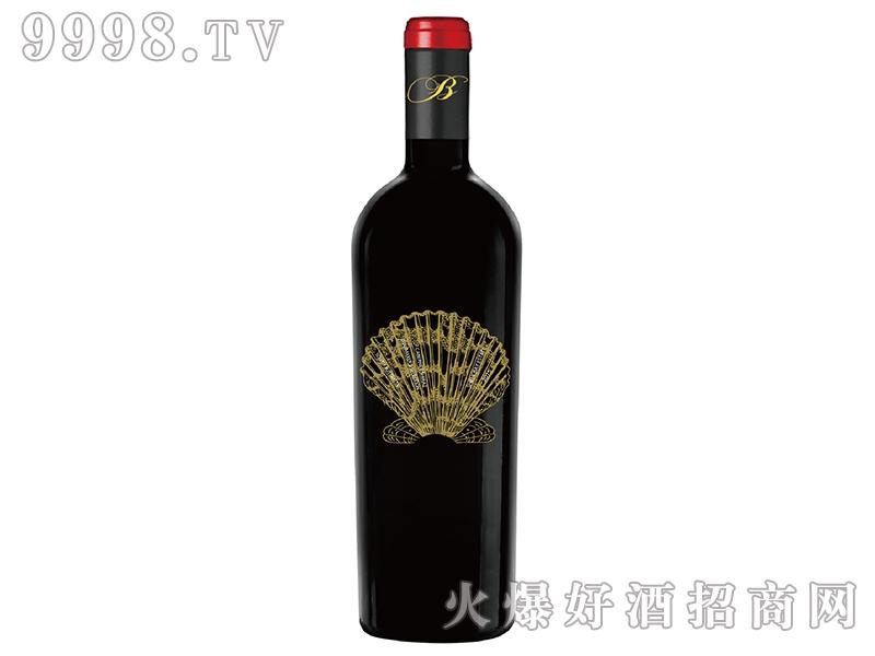 贝壳湾酿酒师甄选级干红葡萄酒