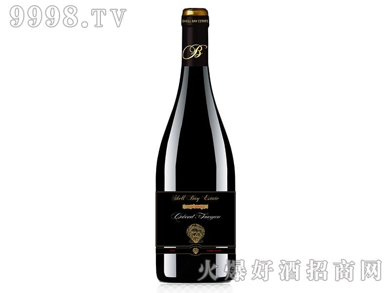 贝壳湾特酿级赤霞珠干红葡萄酒
