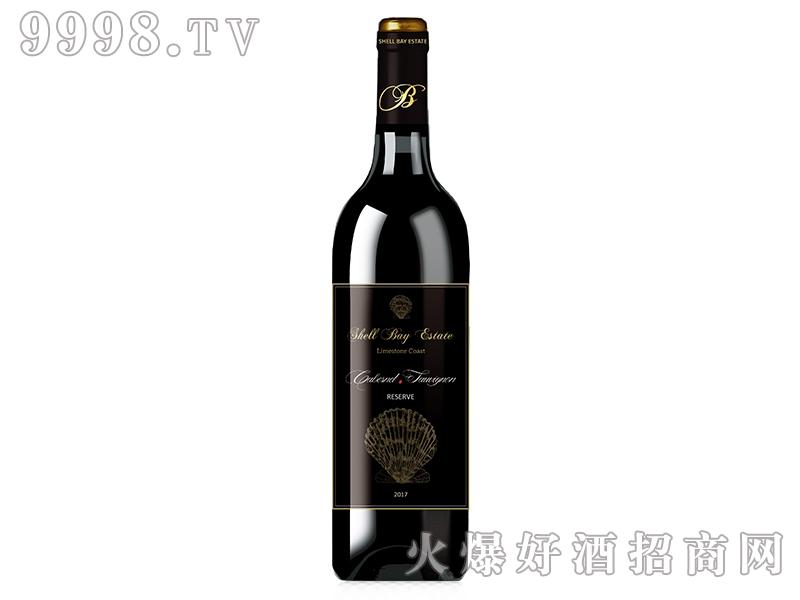 贝壳湾珍藏级赤霞珠干红葡萄酒