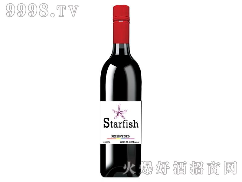 澳洲海之星干红葡萄酒