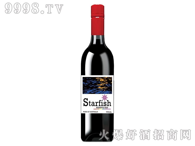 澳洲海之星珍藏干红葡萄酒