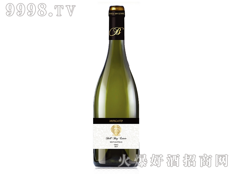 贝壳湾精选级莫斯卡托甜白葡萄酒-红酒招商信息