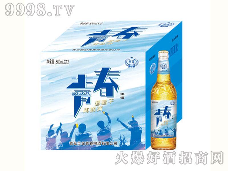 京淳啤酒青春500mlX12瓶-啤酒招商信息