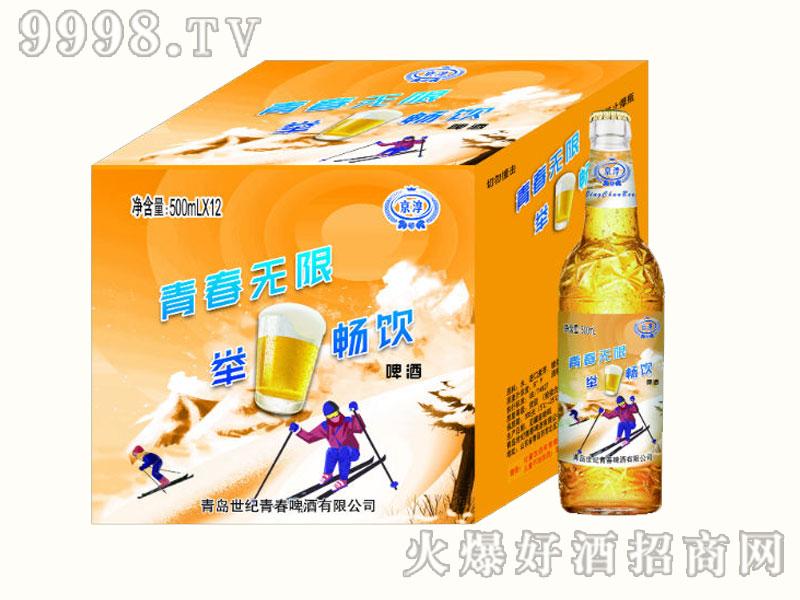 京淳啤酒500mlX12-啤酒招商信息