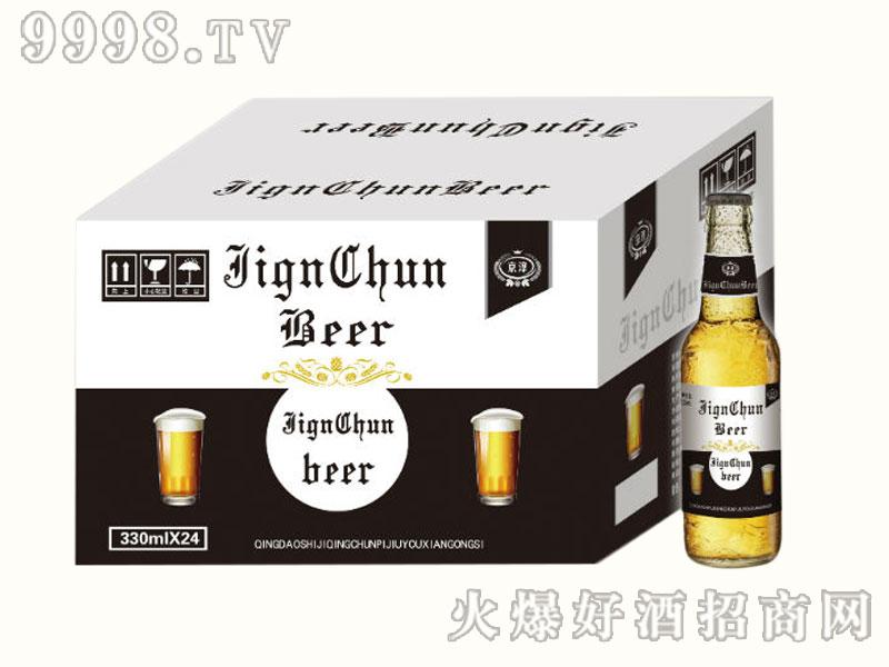 京淳啤酒330mlX24-啤酒招商信息
