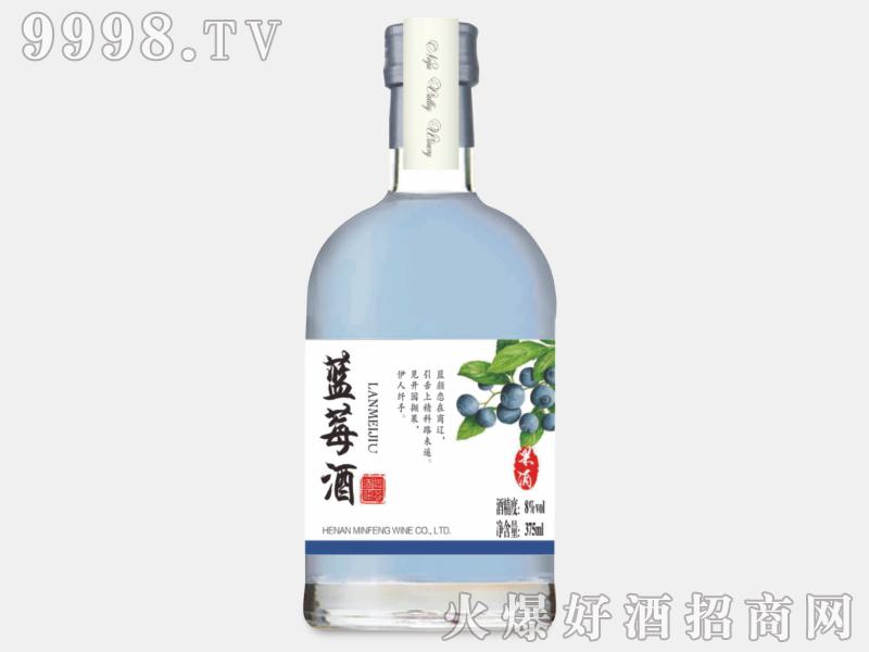 蓝莓酒375ml