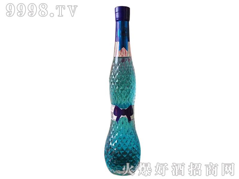 4度蓝玫瑰水果配制酒