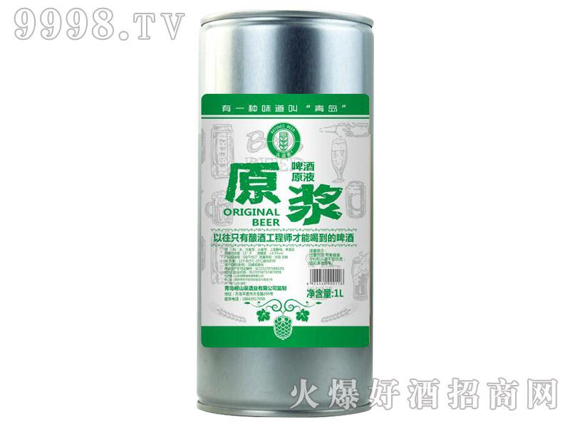 头道麦原浆千赢国际手机版1L(1×12桶)