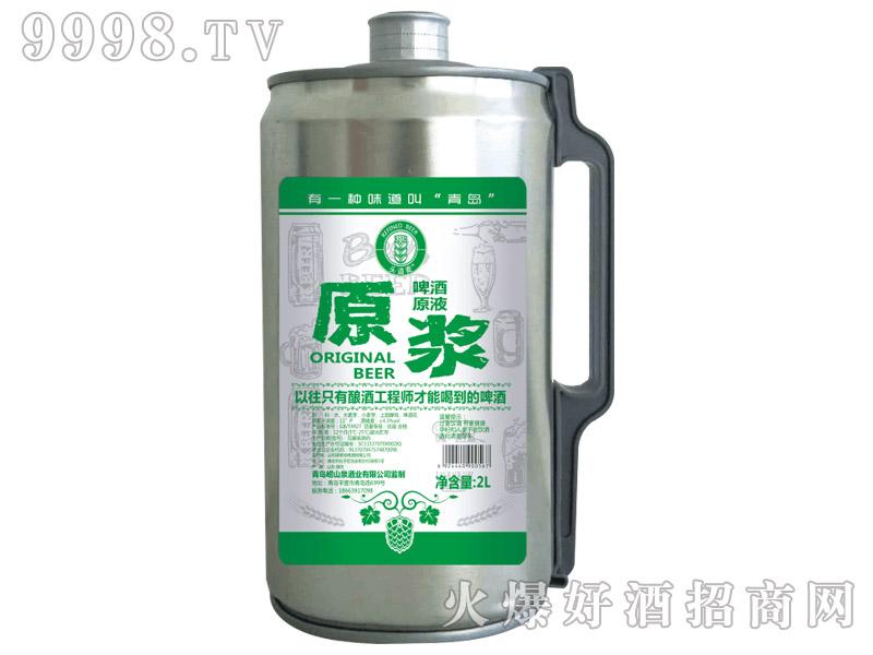 头道麦原浆千赢国际手机版2L(1×6桶)