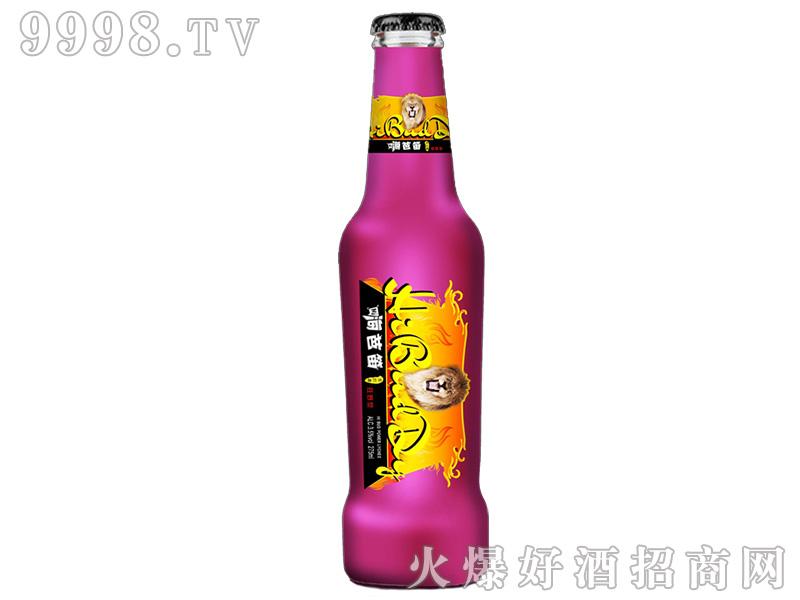 苏打酒-狂野型紫-鸡尾酒招商信息