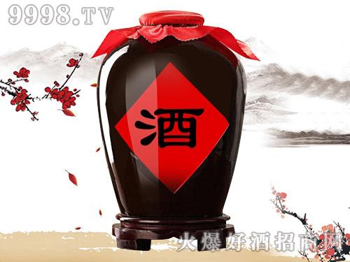 万舜泉红高粱酒