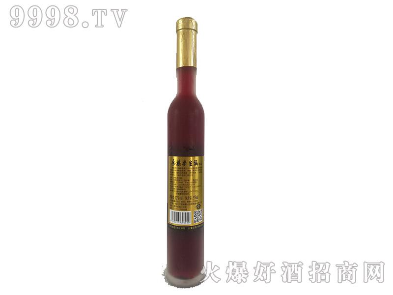 桑椹养生酒珍藏375ml