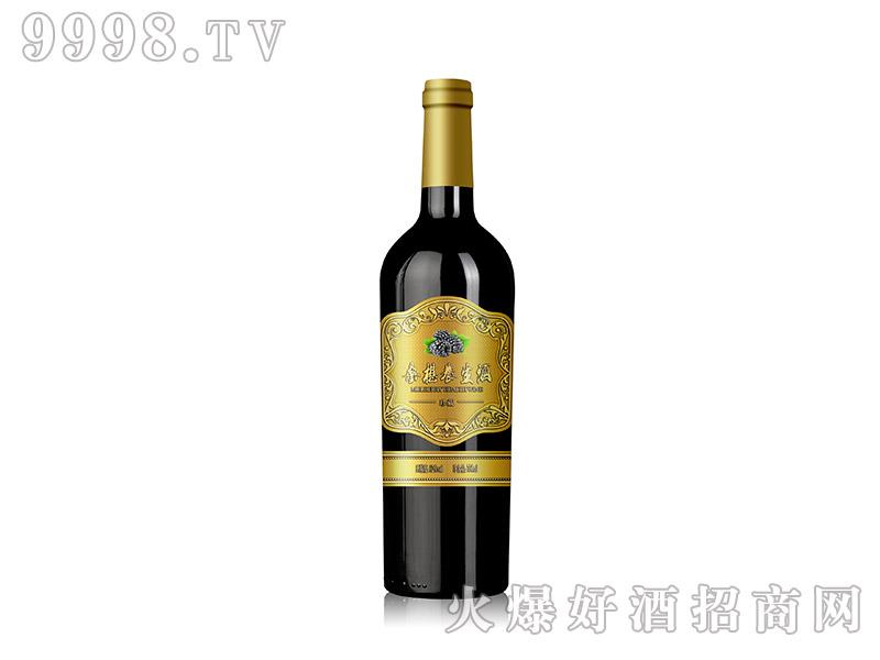 桑椹养生酒珍藏750ml