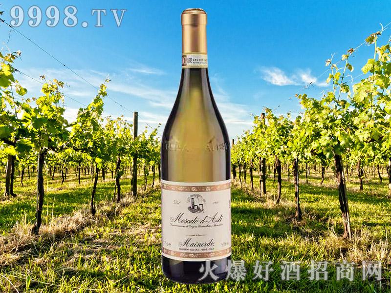 阿斯提莫斯卡托甜白葡萄酒-红酒类信息