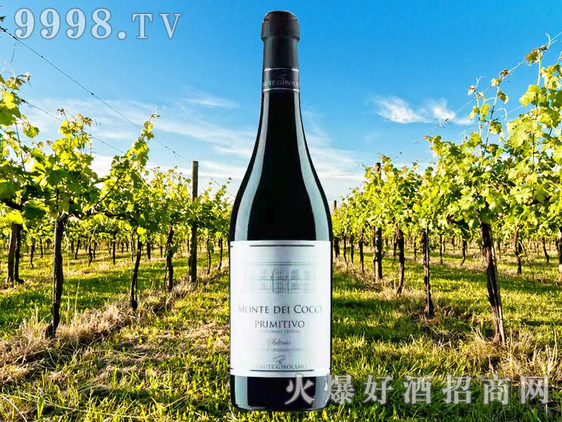 晚收普里米蒂沃干红葡萄酒-红酒类信息