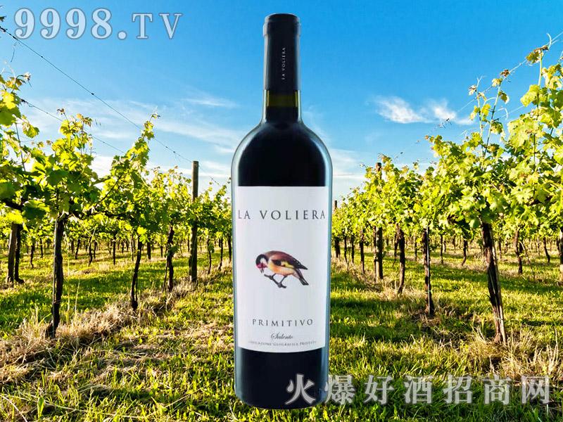 普里米蒂沃干红葡萄酒-红酒招商信息