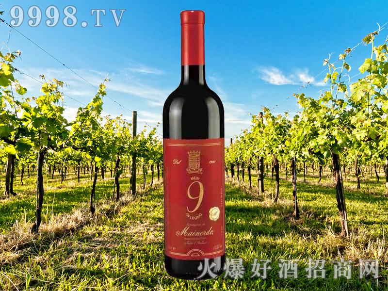 梦渡九号干红葡萄酒