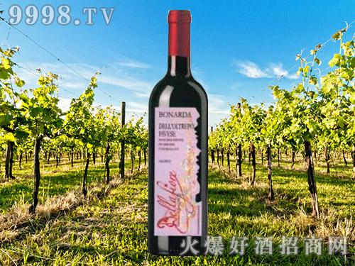 伯纳达半干红葡萄酒