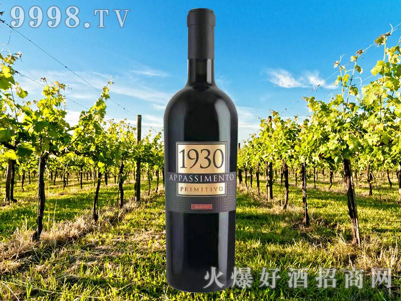 风干普里米蒂沃干红葡萄酒-红酒招商信息