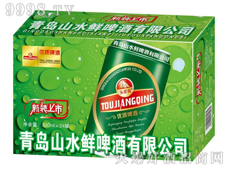 头浆青优质千赢国际手机版320ml×24罐