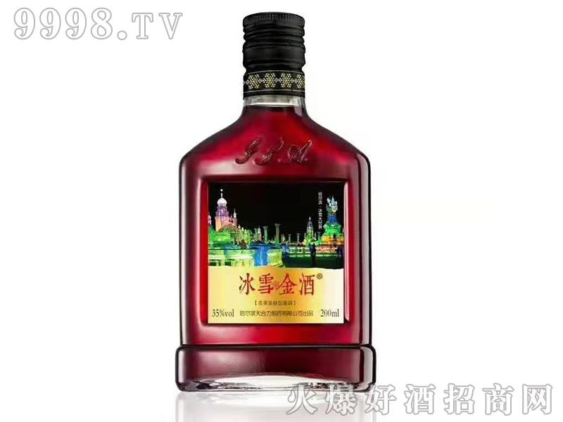 冰雪金酒200ml