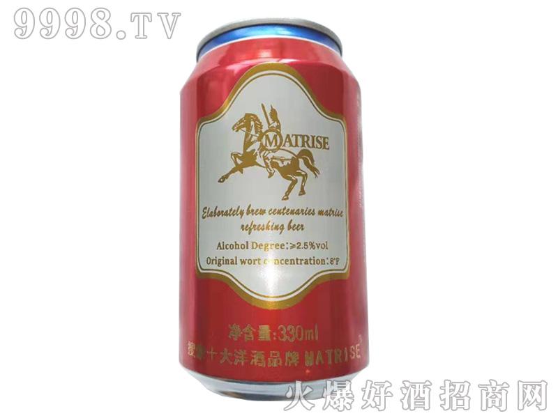 招商产品:马铁士纯生啤酒%>招商公司:江苏马铁士洋酒有限公司