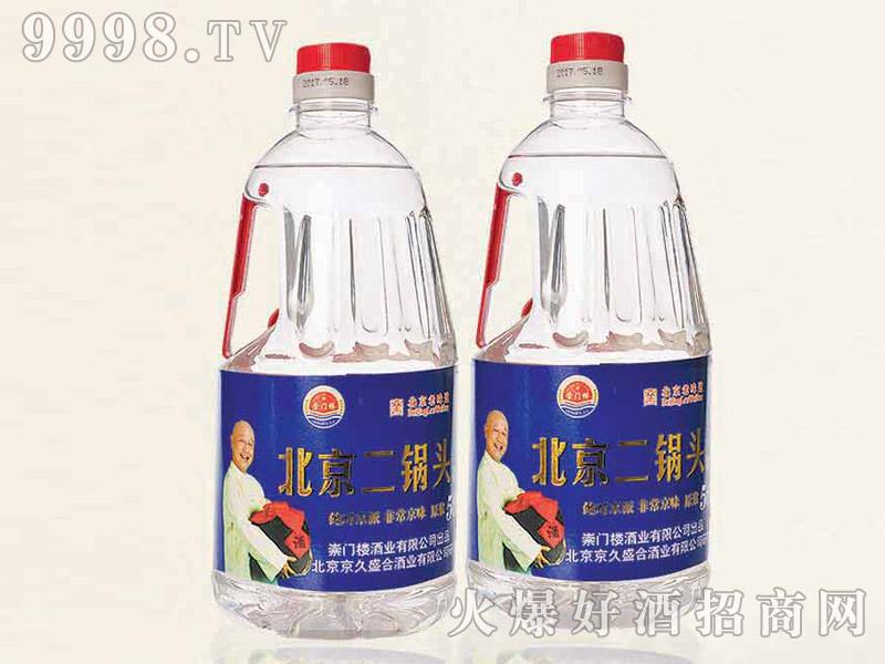 北京二锅头酒56°2L清香型白酒