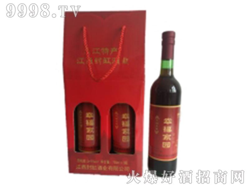 招商产品:幸福家园--九江封缸酒750ml%>招商公司:江西封缸酒业有限公司
