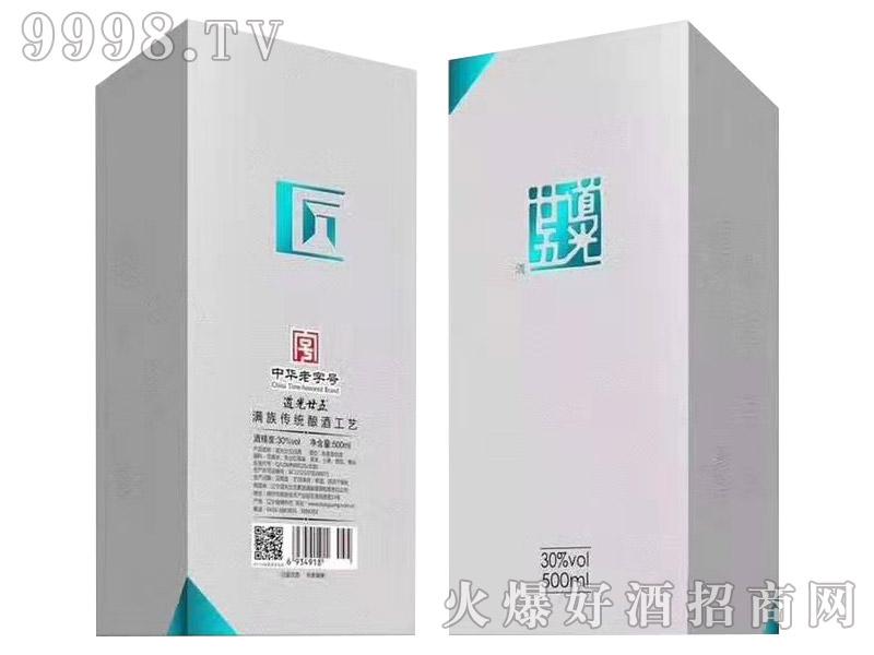 道光廿五酒30°500ml陈香型白酒