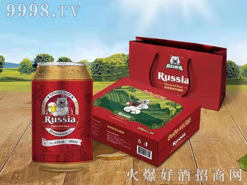 俄罗斯熊科千赢国际手机版-红罐330ml