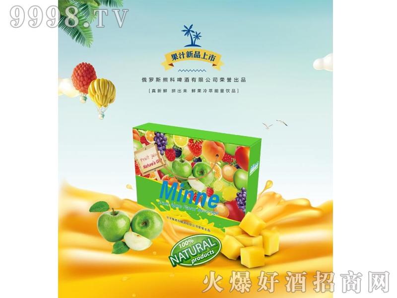俄罗斯熊科气泡苹果汁-千赢国际手机版招商信息