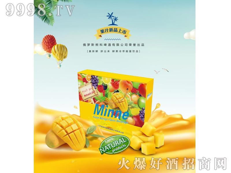 俄罗斯熊科气泡芒果汁-千赢国际手机版招商信息