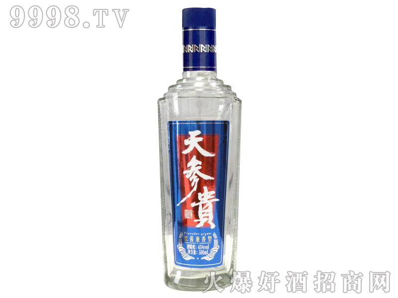 天参贵酒-白酒类信息