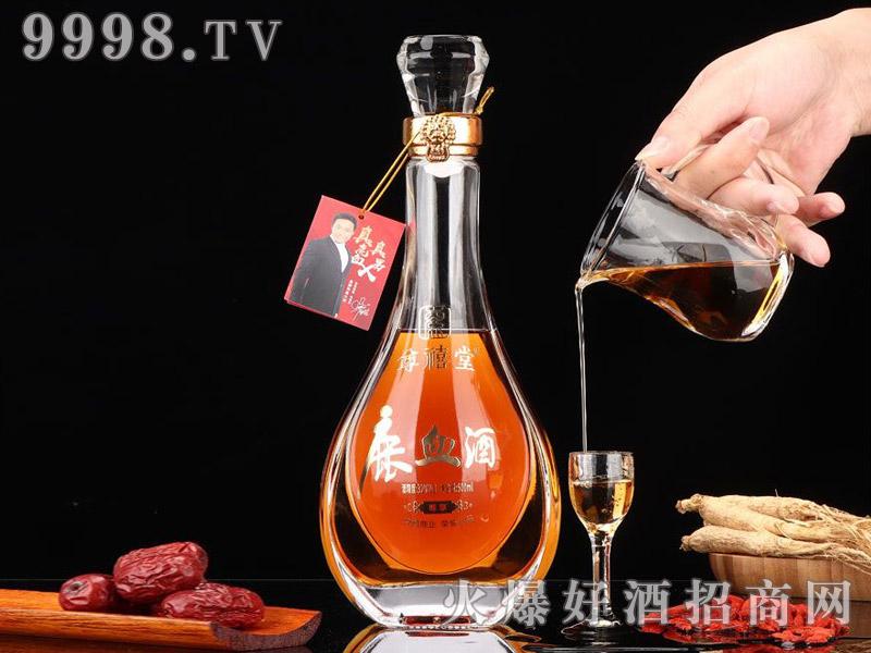 尊禧鹿鹿血酒(尊享版)32°500ml养生酒