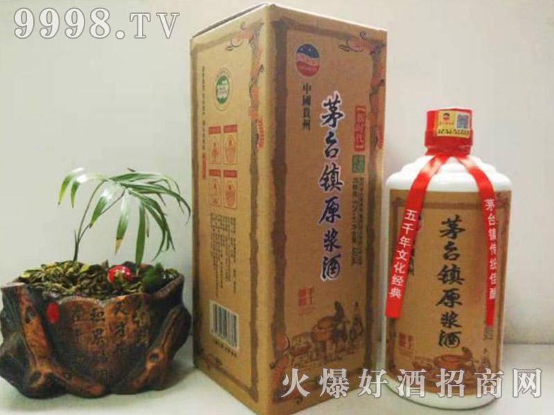 茅台镇原浆酒礼盒-白酒类信息