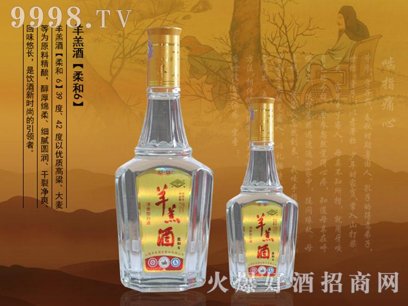 羊羔酒(柔和6)42°39°475ml-白酒类信息