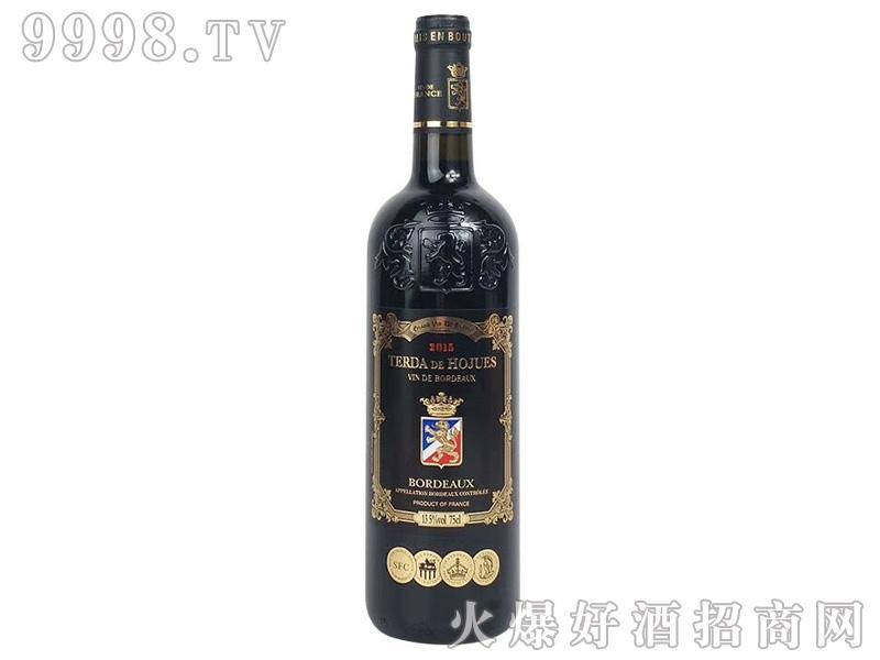 德达侯爵波尔多干红葡萄酒
