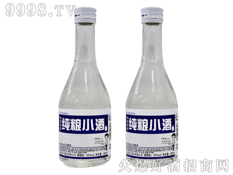 纯粮小酒42%vol300ml