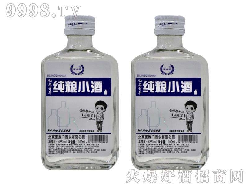 纯粮小酒42%vol100ml