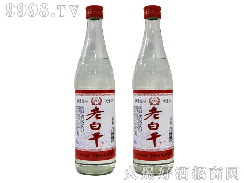 老白干酒42%vol500ml
