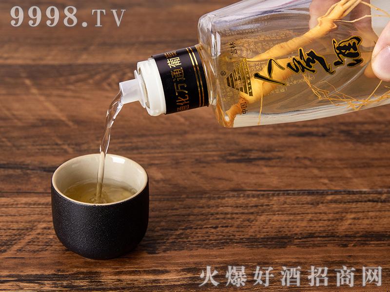 麗王人参酒42%vol125ml瓶装