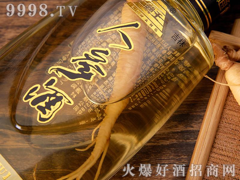麗王人参酒42%vol125ml细节图