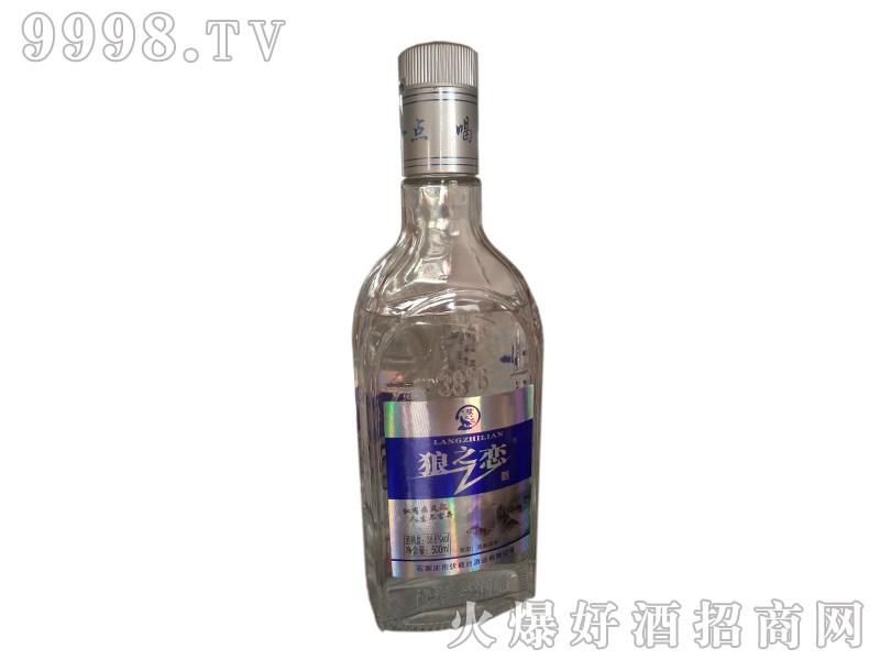 狼之恋38.6°500ml浓香白酒