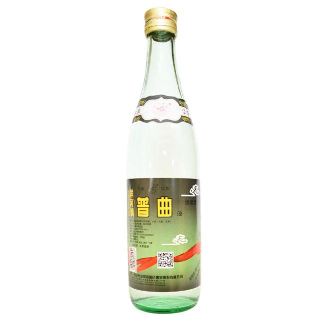 洋河镇普曲42度500ml绵柔白酒