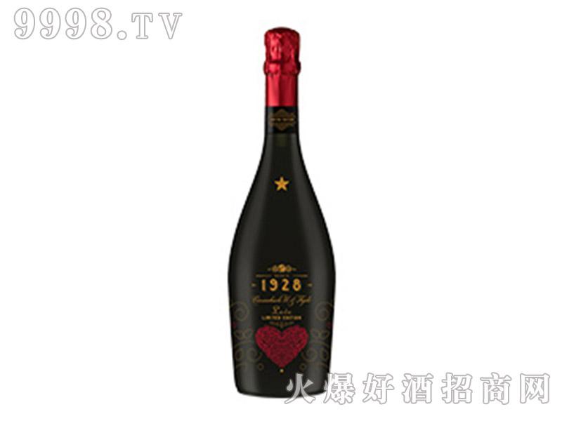 意大利之花甜型起泡葡萄酒-真爱限量版8°750ml