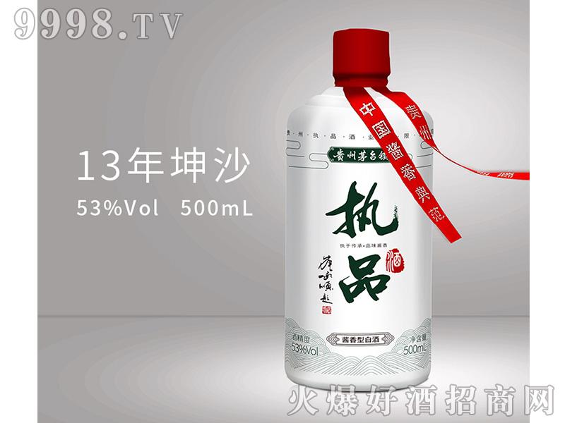 执品坤沙老酒53°500ml酱香型白酒