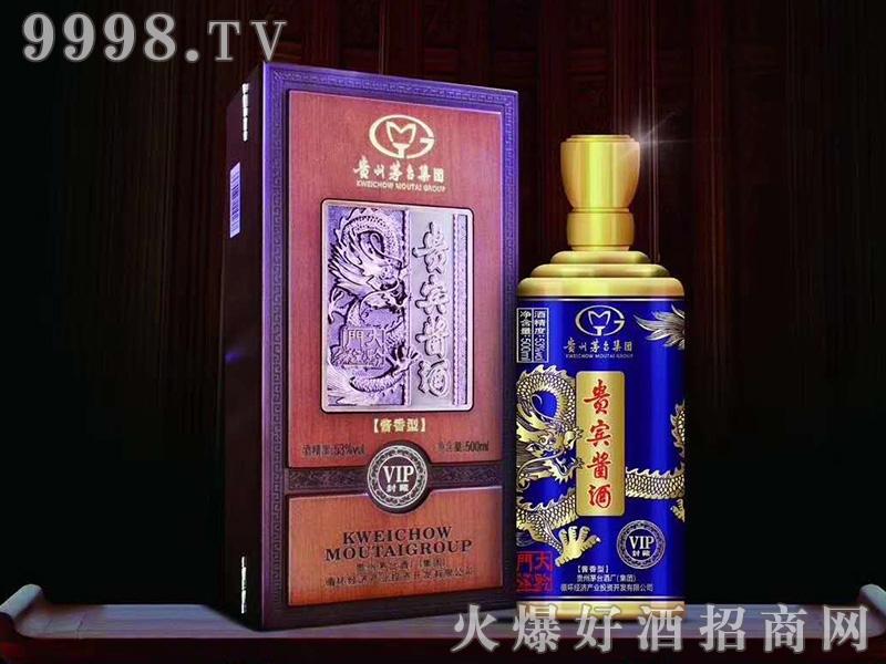 贵宾酱酒53°500ml酱香型白酒