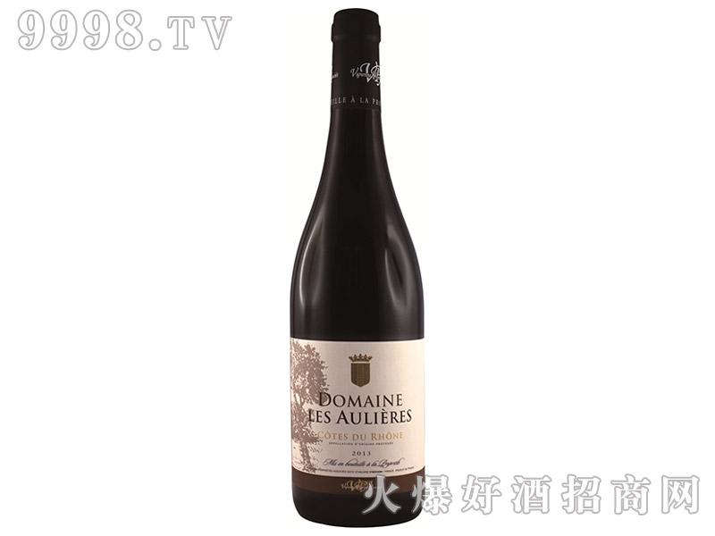 法国奥丽儿干红葡萄酒葡萄酒